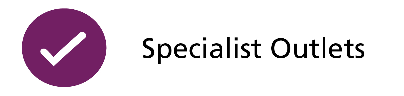 Specialist Outlets